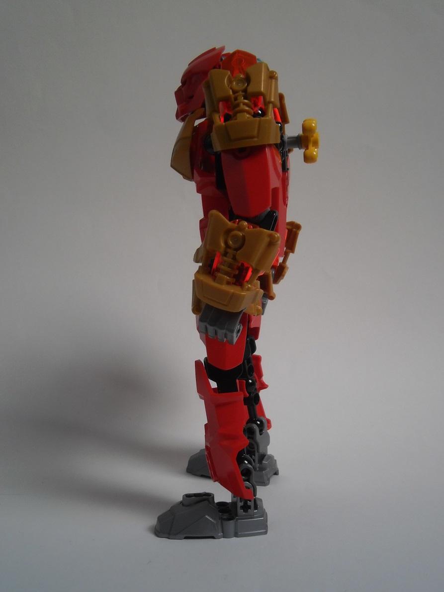 [Revue] LEGO Bionicle 70787 : Tahu, Maître du Feu Pb100068