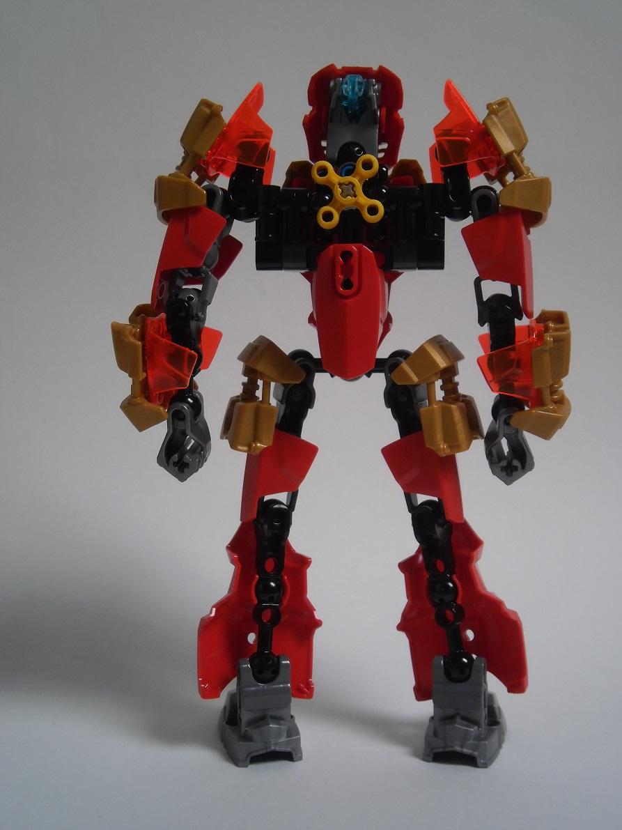 [Revue] LEGO Bionicle 70787 : Tahu, Maître du Feu Pb100069