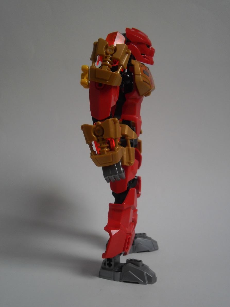 [Revue] LEGO Bionicle 70787 : Tahu, Maître du Feu Pb100070