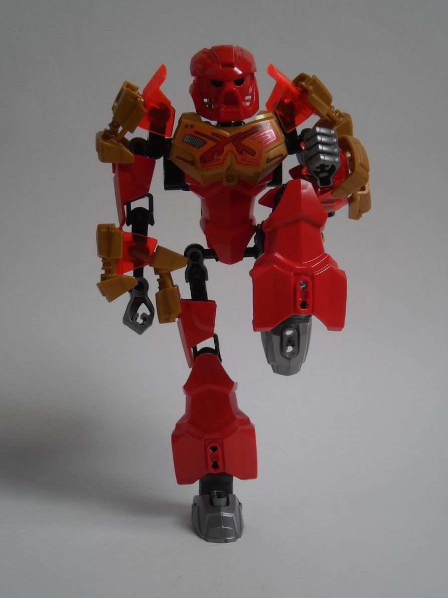 [Revue] LEGO Bionicle 70787 : Tahu, Maître du Feu Pb100071