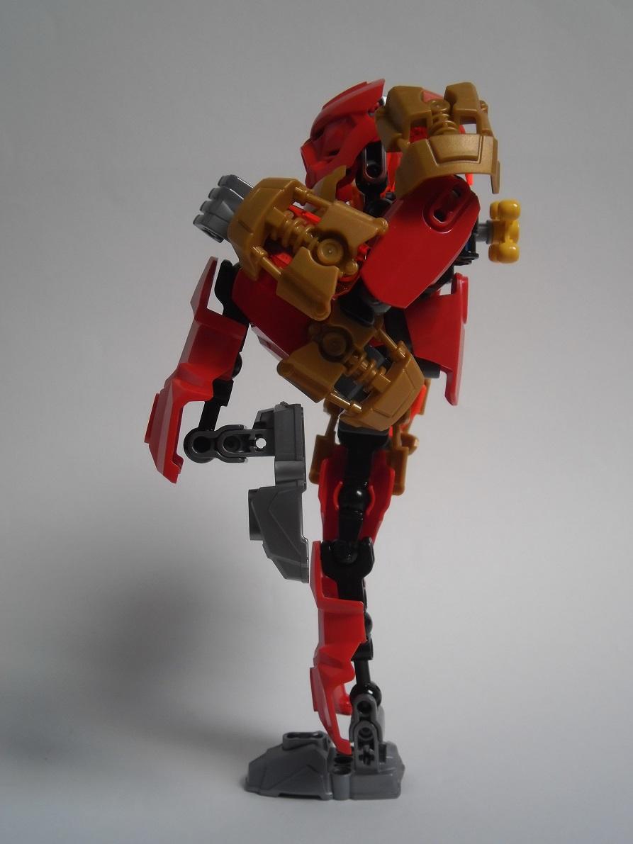 [Revue] LEGO Bionicle 70787 : Tahu, Maître du Feu Pb100072
