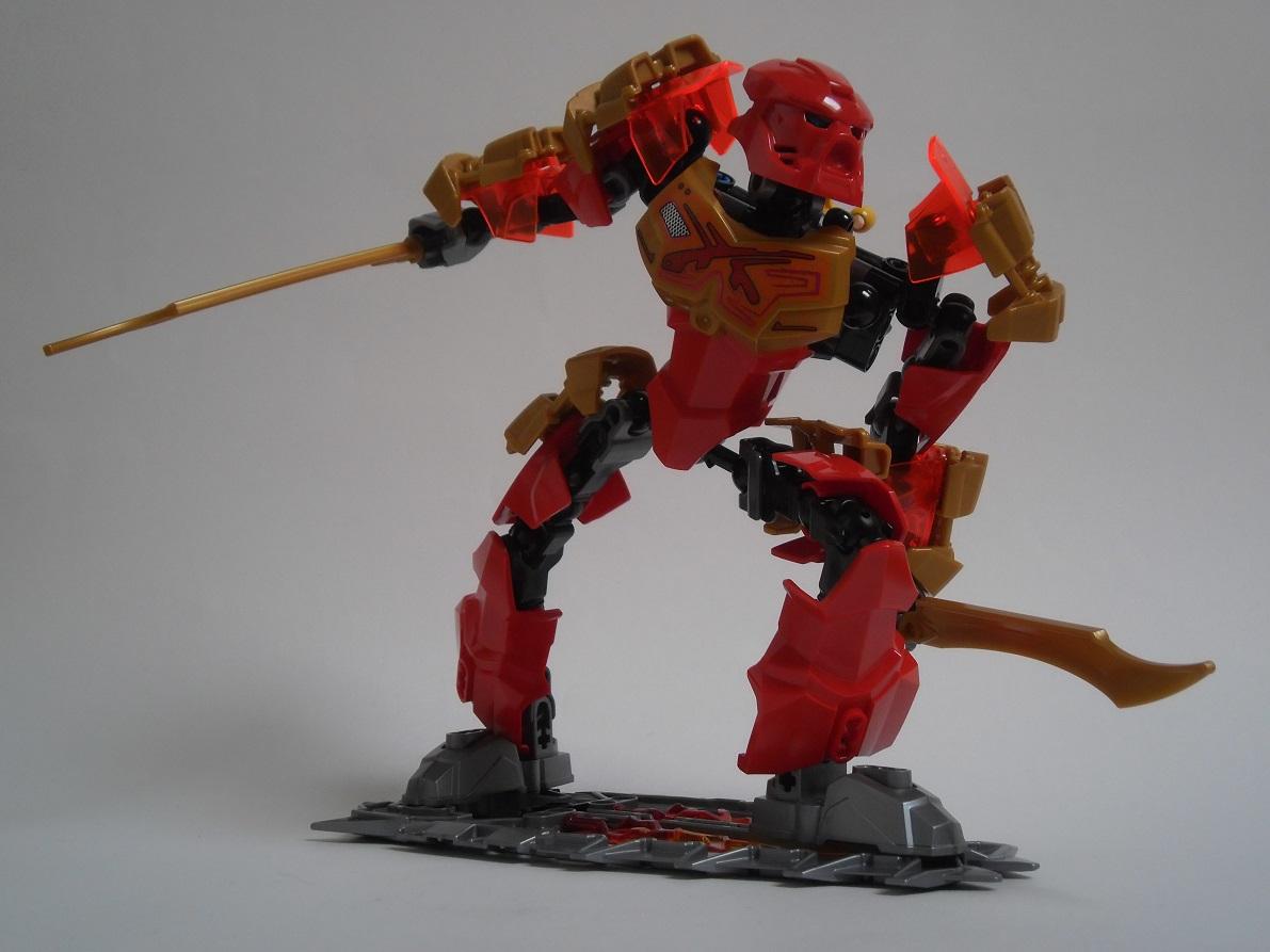 [Revue] LEGO Bionicle 70787 : Tahu, Maître du Feu Pb100078