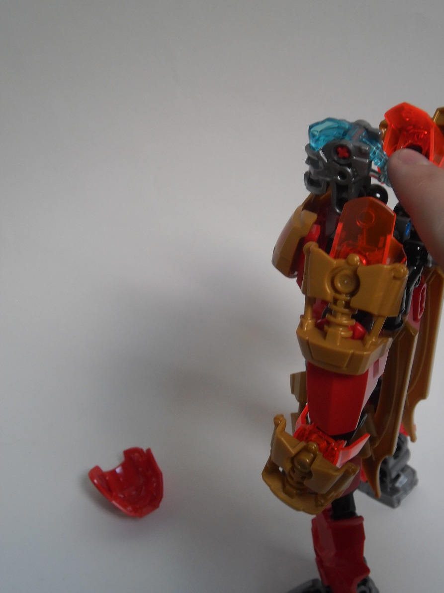 [Revue] LEGO Bionicle 70787 : Tahu, Maître du Feu Pb100096