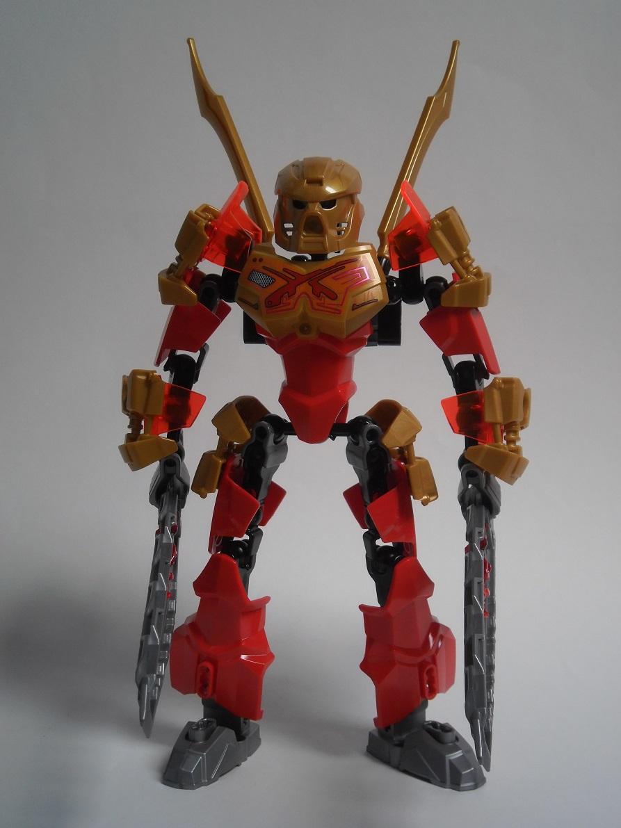 [Revue] LEGO Bionicle 70787 : Tahu, Maître du Feu Pb100102