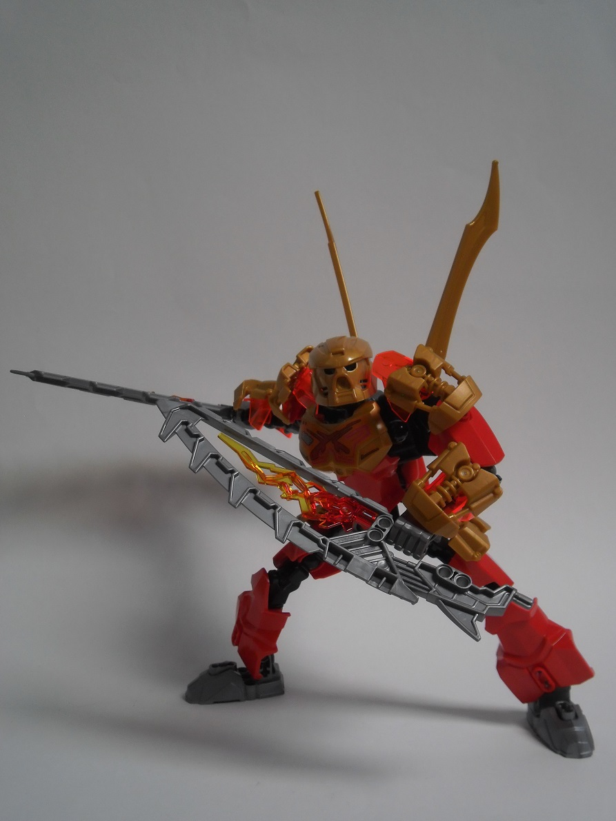 [Revue] LEGO Bionicle 70787 : Tahu, Maître du Feu Pb100109