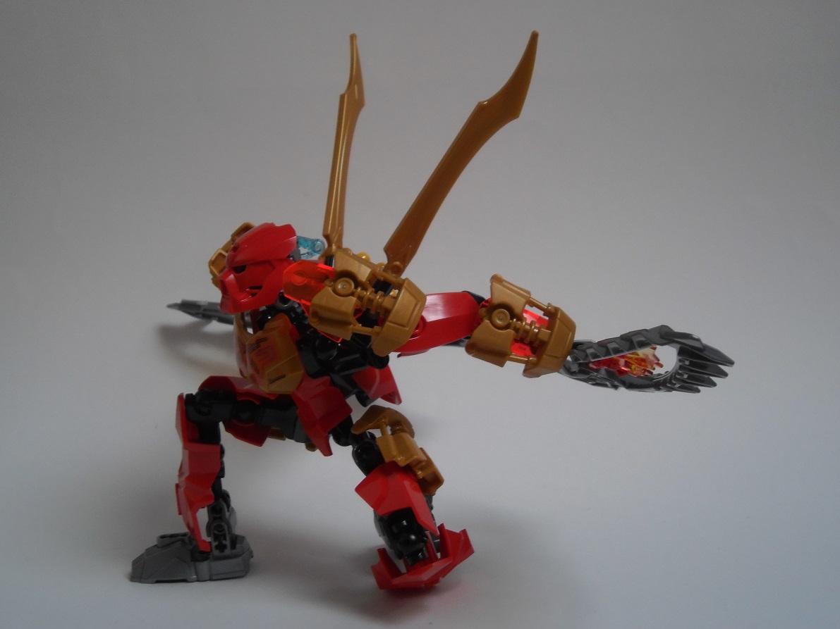 [Revue] LEGO Bionicle 70787 : Tahu, Maître du Feu Pb100121