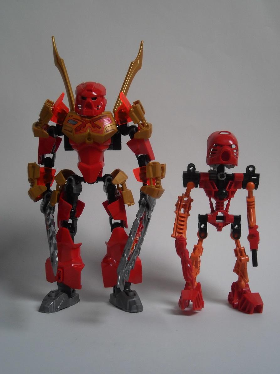 [Revue] LEGO Bionicle 70787 : Tahu, Maître du Feu Pb100133