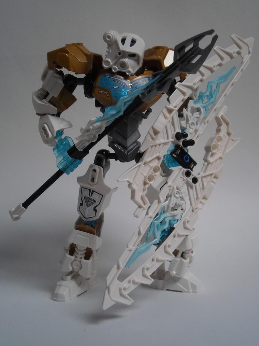 [Revue] LEGO Bionicle 70788 : Kopaka, Maitre de la Glace 70788-kopaka