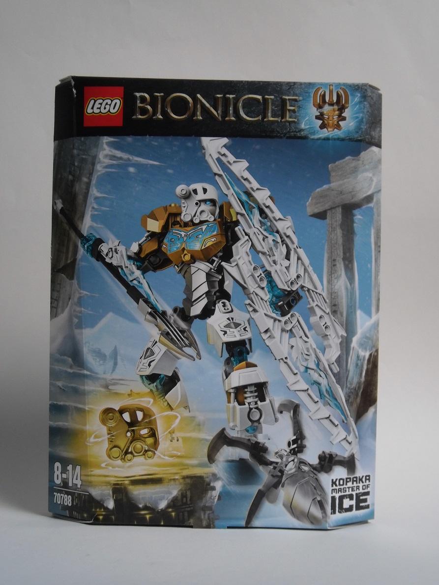 [Revue] LEGO Bionicle 70788 : Kopaka, Maitre de la Glace Pb110018