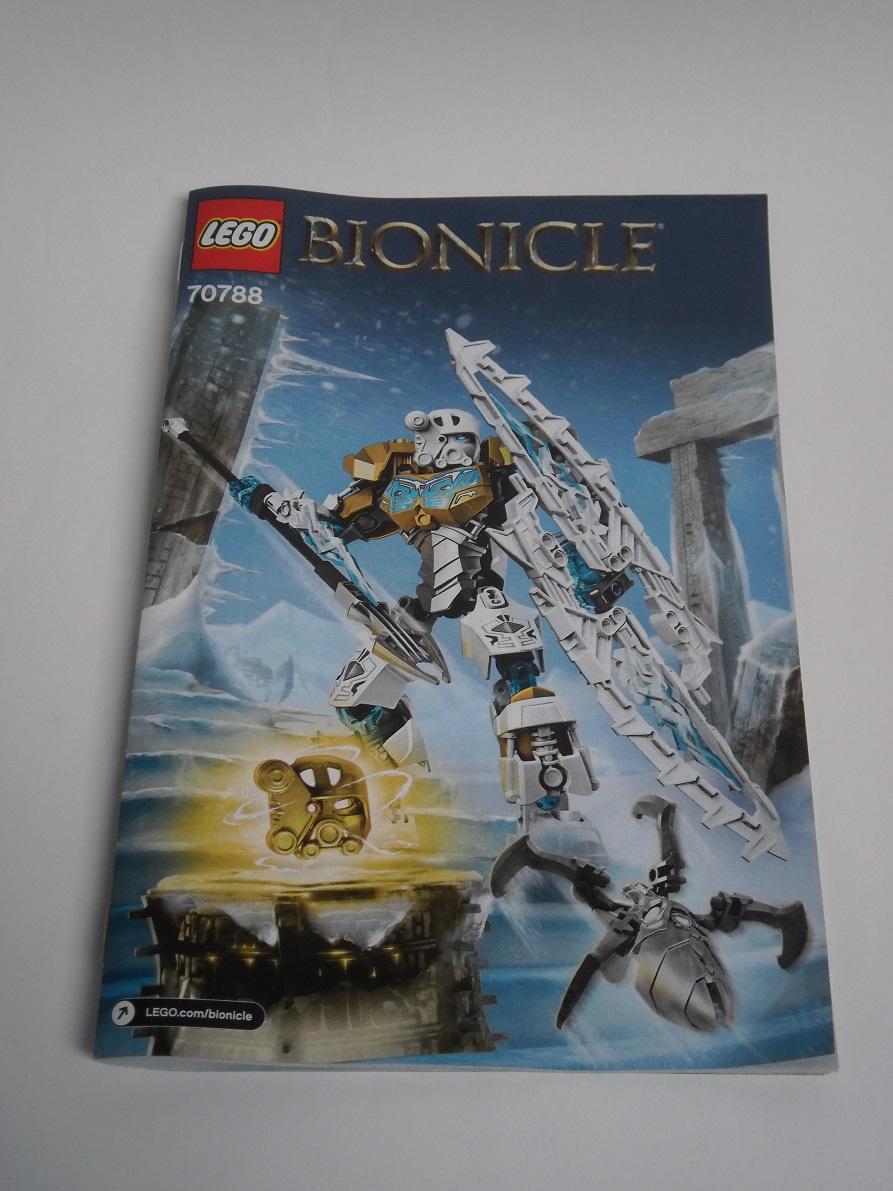 [Revue] LEGO Bionicle 70788 : Kopaka, Maitre de la Glace Pb110025