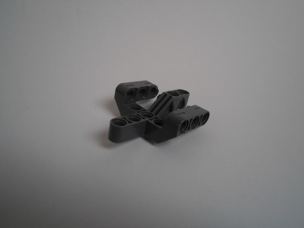 [Revue] LEGO Bionicle 70788 : Kopaka, Maitre de la Glace Pb110038