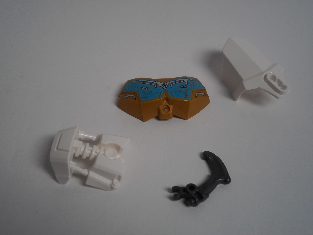 [Revue] LEGO Bionicle 70788 : Kopaka, Maitre de la Glace Pb110044