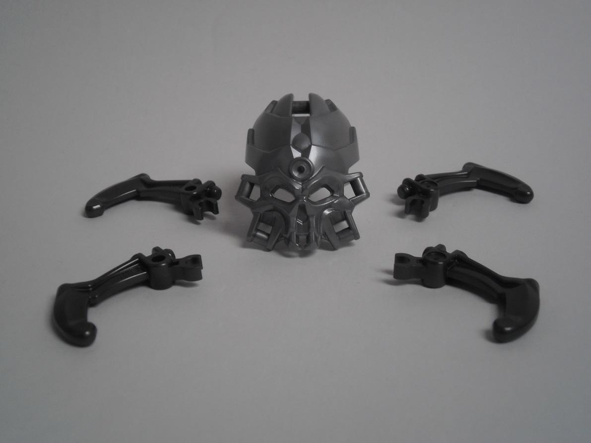[Revue] LEGO Bionicle 70788 : Kopaka, Maitre de la Glace Pb110054