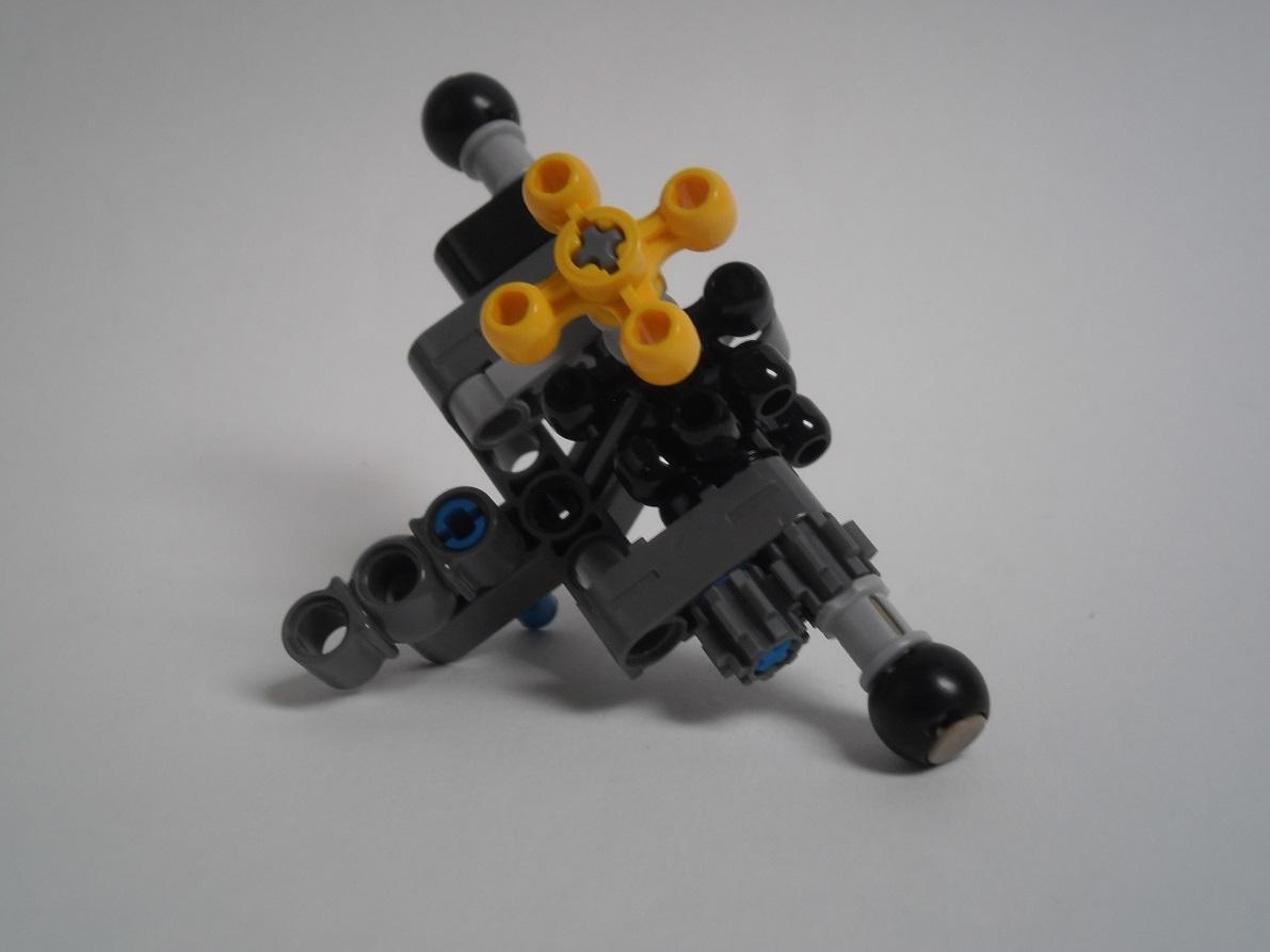 [Revue] LEGO Bionicle 70788 : Kopaka, Maitre de la Glace Pb110057