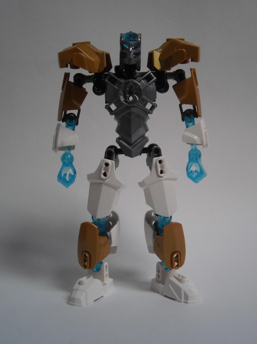 [Revue] LEGO Bionicle 70788 : Kopaka, Maitre de la Glace Pb110070