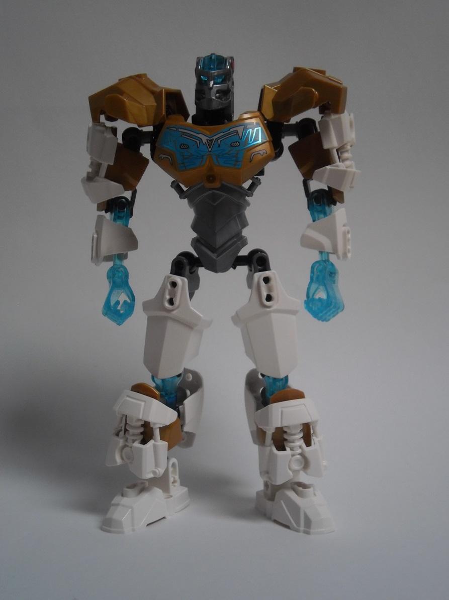[Revue] LEGO Bionicle 70788 : Kopaka, Maitre de la Glace Pb110081