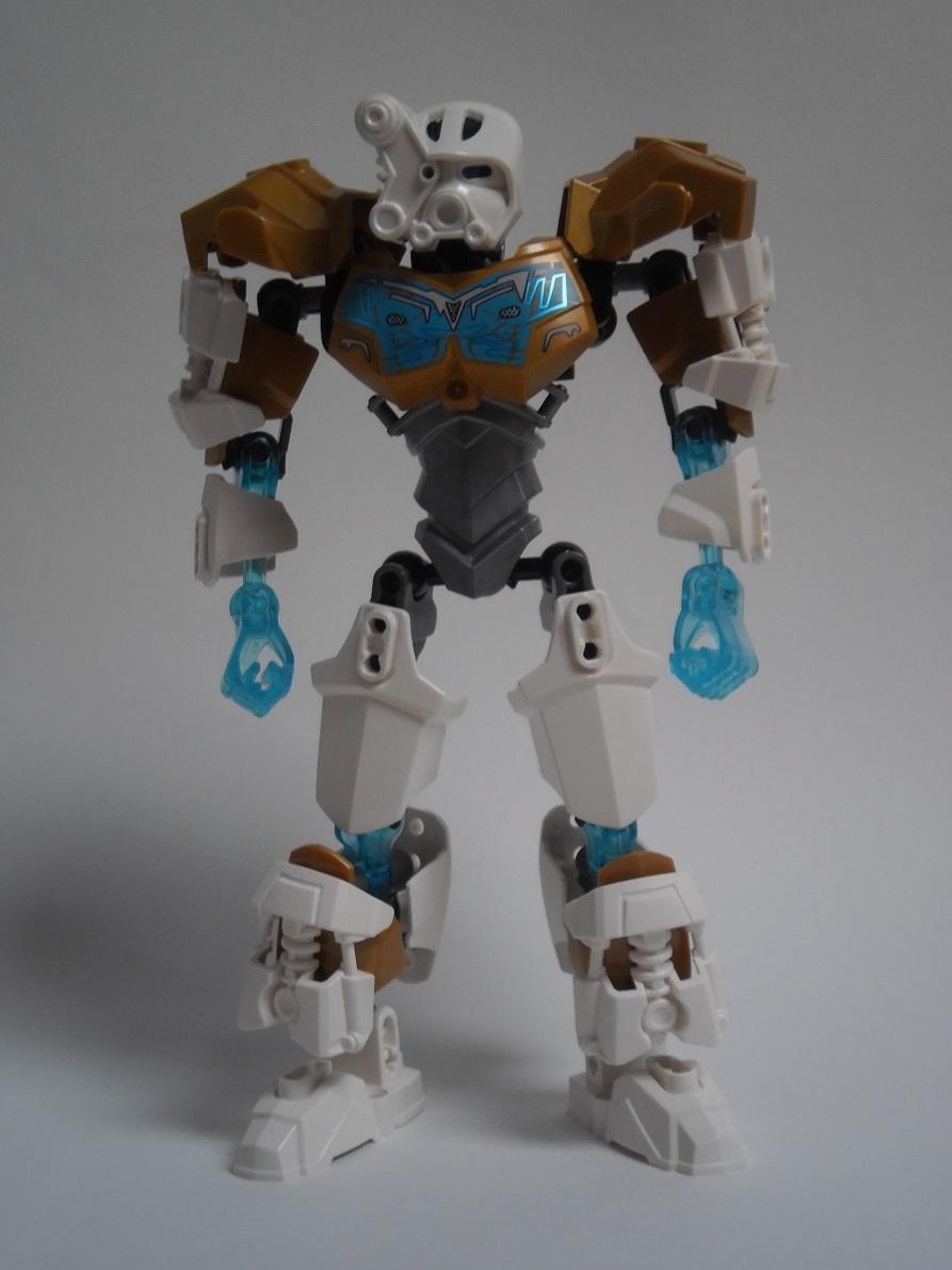 [Revue] LEGO Bionicle 70788 : Kopaka, Maitre de la Glace Pb110084