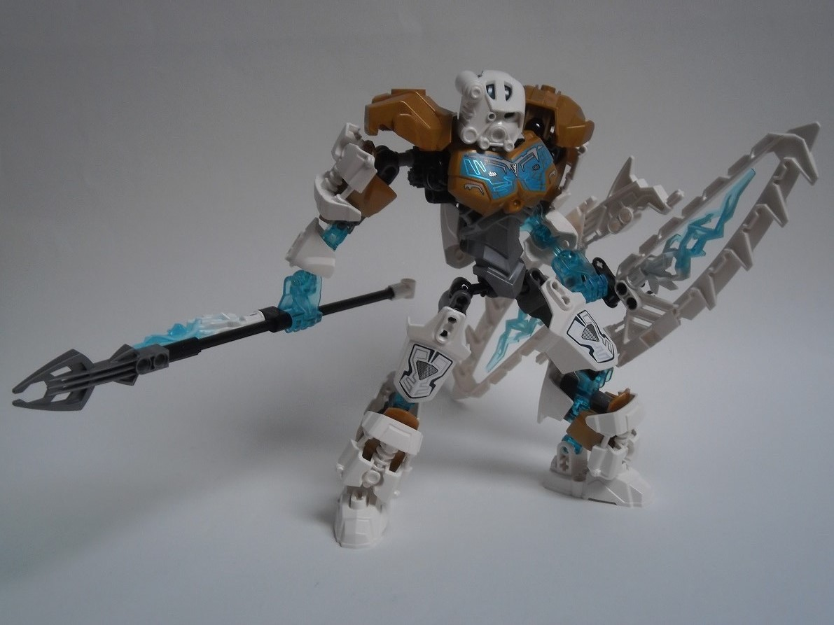 [Revue] LEGO Bionicle 70788 : Kopaka, Maitre de la Glace Pb110108