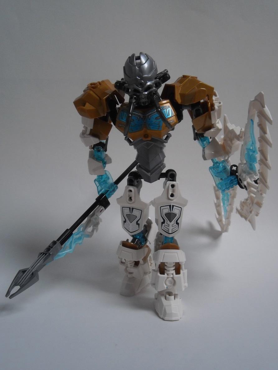 [Revue] LEGO Bionicle 70788 : Kopaka, Maitre de la Glace Pb110116