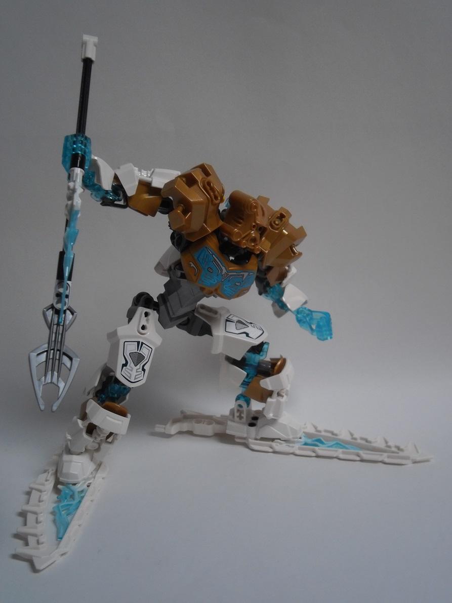 [Revue] LEGO Bionicle 70788 : Kopaka, Maitre de la Glace Pb110126