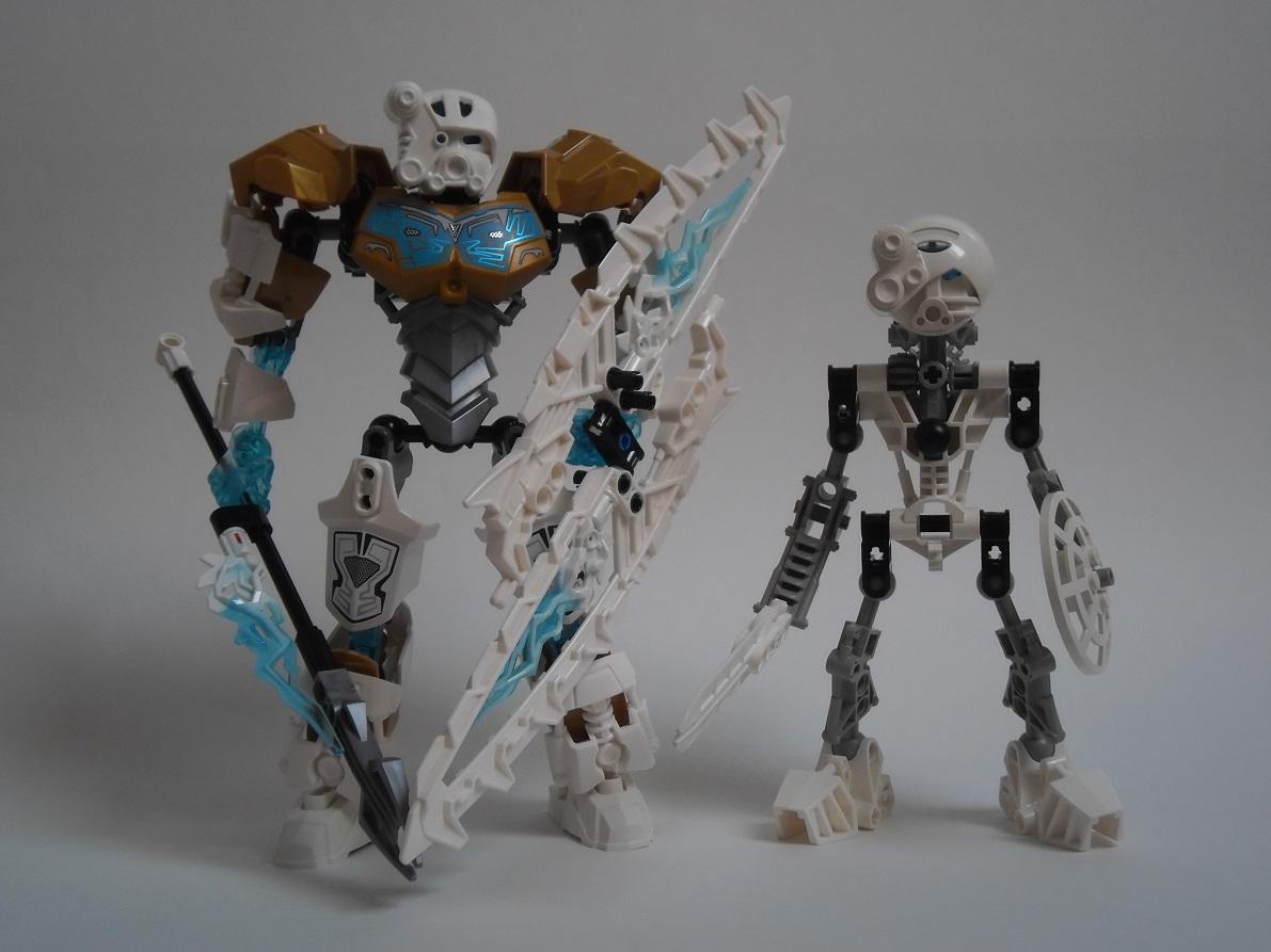 [Revue] LEGO Bionicle 70788 : Kopaka, Maitre de la Glace Pb110127