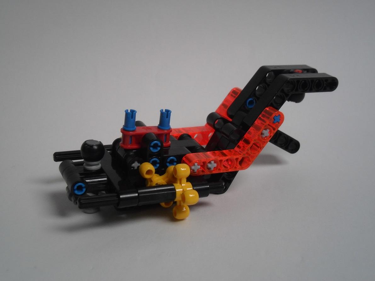 [Revue] LEGO Bionicle 70790 : le Seigneur des Araignées Squelette Pb200066