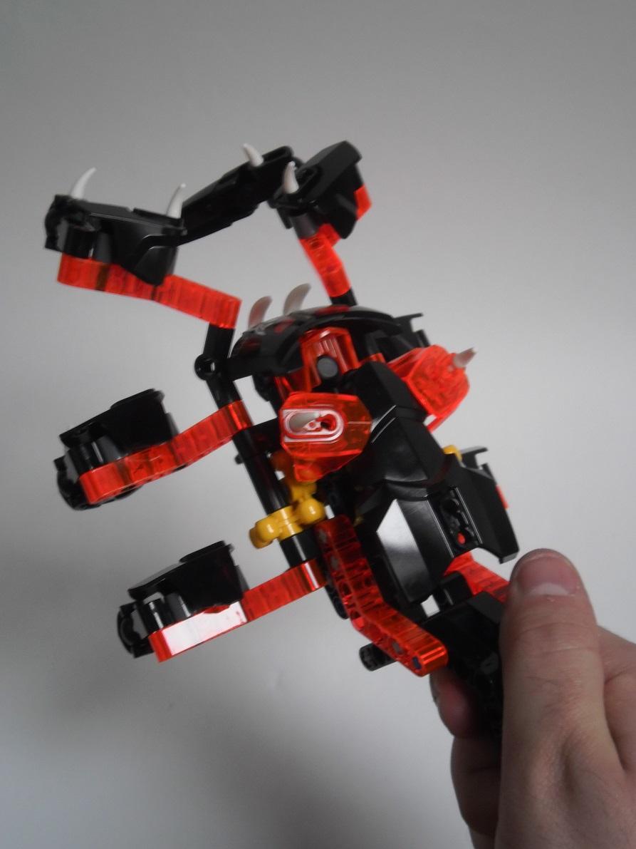 [Revue] LEGO Bionicle 70790 : le Seigneur des Araignées Squelette Pb200106