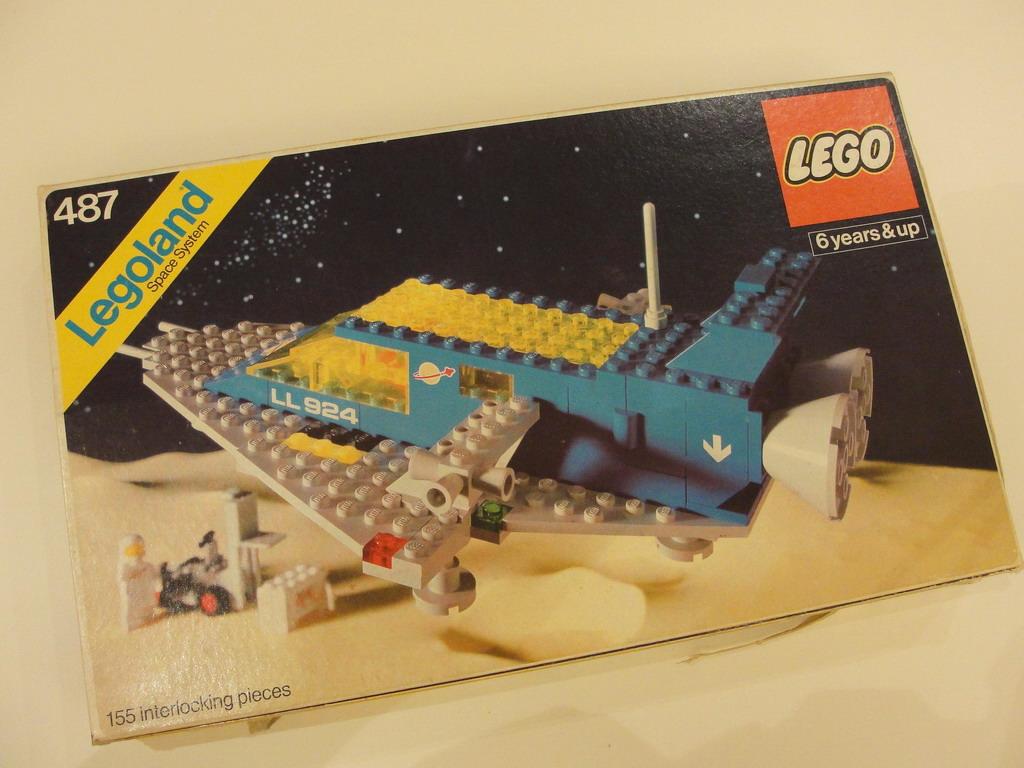 編號:487‧Space Cruiser‧太空巡航艦