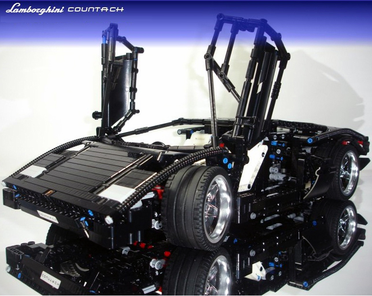 large scale technic cars page 2 lego technic. Black Bedroom Furniture Sets. Home Design Ideas