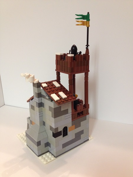 Aom tower phase ii guilds of historica eurobricks forums for Final fortress blueprints