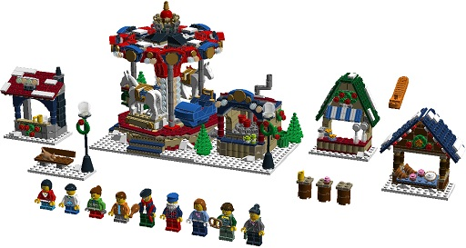 KEY TOPIC] Official LEGO Sets made in LDD - Page 135 - LEGO Digital ...