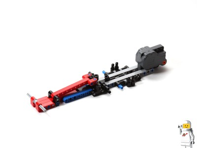 42010 42011 Dragster Pictorial Review Lego Technic And Model