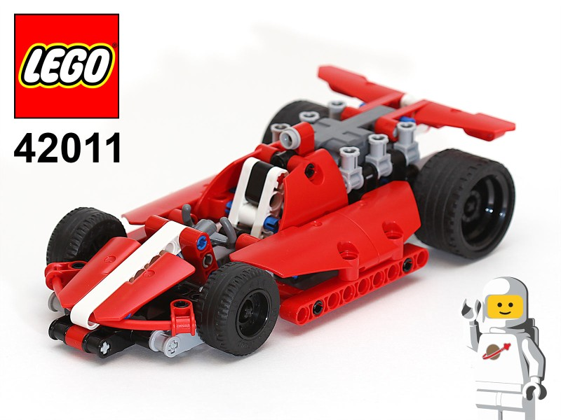 Race Car Pictorial Review Lego Technic Mindstorms