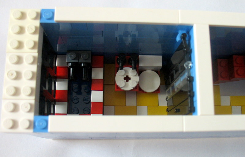 MOC: 8-wide modular house - LEGO Town - Eurobricks Forums