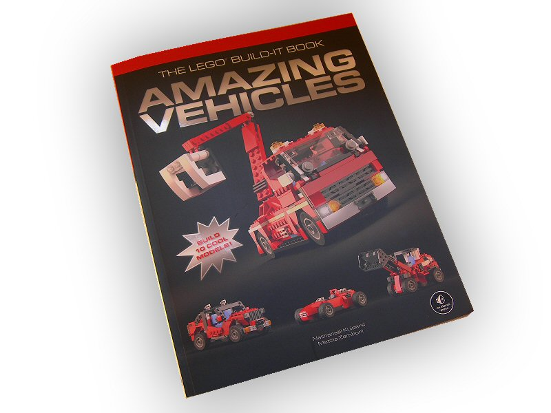 The lego build it book amazing vehicles review special lego to put it bluntly the book is a glorified alternate model instruction book but its good at what it does it gives instructions for 10 different models malvernweather Images