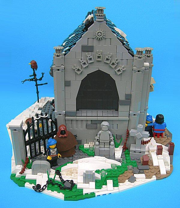 A Medieval Christmas Carol - LEGO Historic Themes - Eurobricks Forums