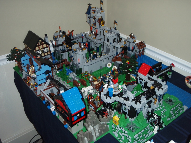 Opinions On 7094 Kings Castle Siege Lego Historic Themes