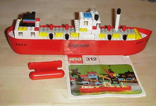 Lot ID: 12570678  Set No: 312  Name: Tanker