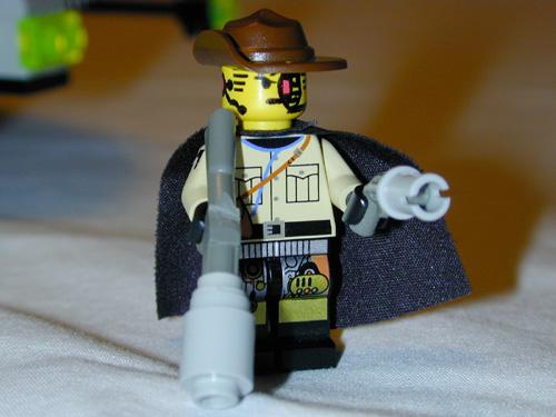Visor Pointed LEGO x126 Minifig FREE P/&P!
