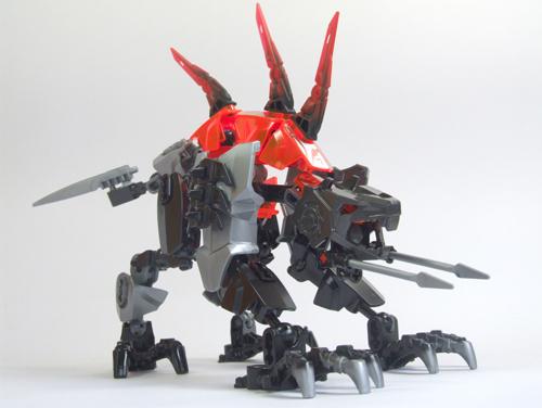 Review 2233 Fangz Lego Action Figures Eurobricks Forums