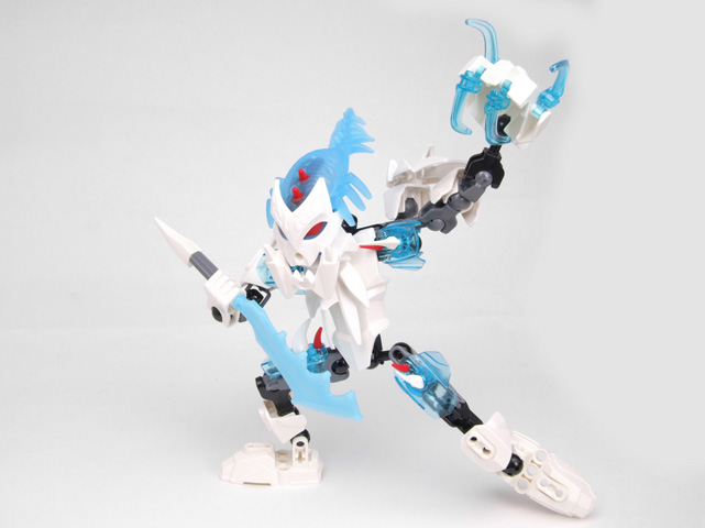 Review 44011 Frost Beast Lego Action Figures Eurobricks Forums