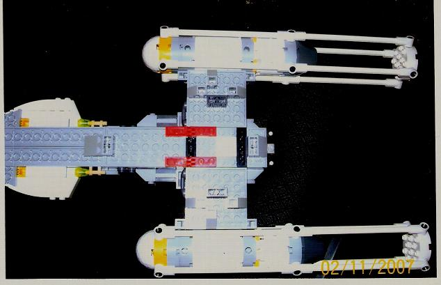 7658 Y-Wing Fighter Review Scan0001