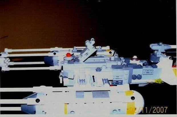 7658 Y-Wing Fighter Review Scan0003