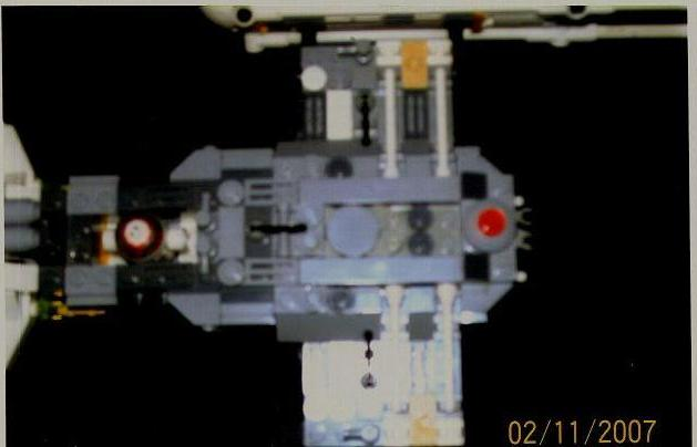 7658 Y-Wing Fighter Review Scan0004