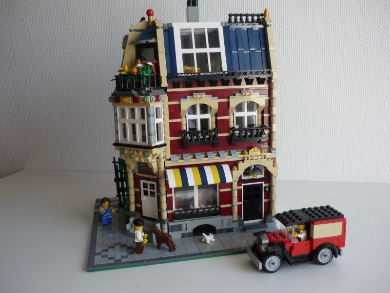 Lego Häuser Bilder