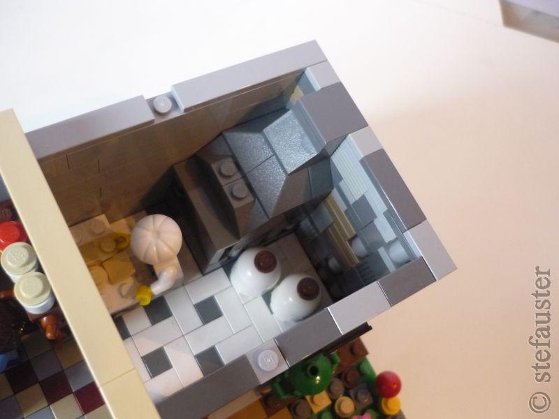 das letzte in der kleinen stra e friseur und b cker lego bei gemeinschaft. Black Bedroom Furniture Sets. Home Design Ideas