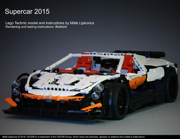 2015 Supercar