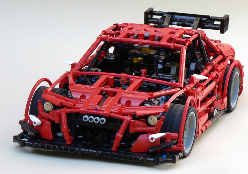 Audi Rs 5 Dtm A Lego 174 Creation By M 225 T 233 Lipkovics