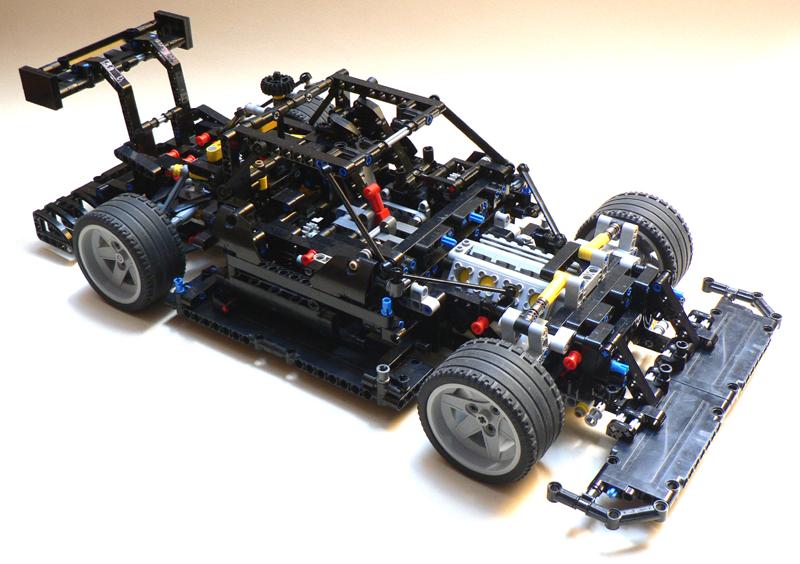Audi Rs 5 Dtm A Lego 174 Creation By Mt Lipkovics Mocpages Com