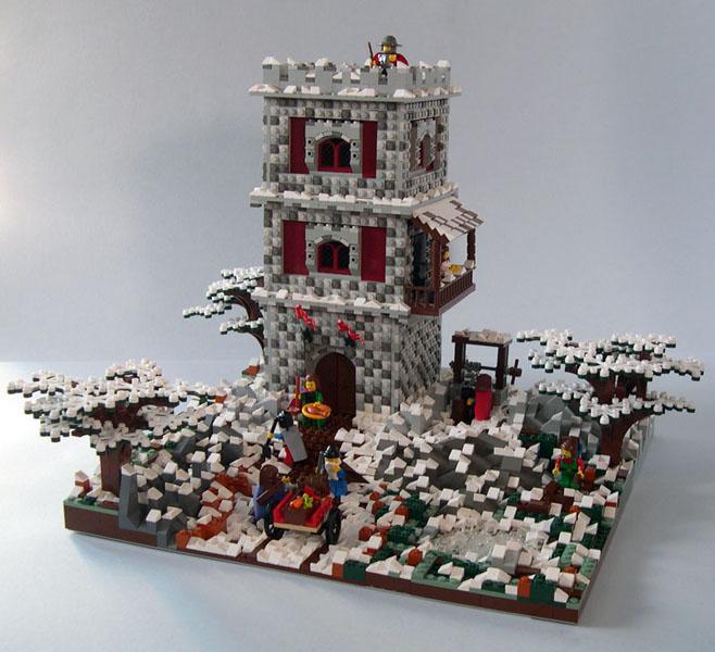 MOC do mês de Dezembro de 2007 - Winterfell